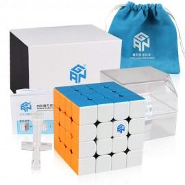 Кубче за скоростно нареждане Gancube Gan460 M 4x4x4 60мм - Stickerless