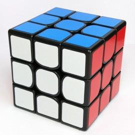 Куб за скоростно нареждане ShengShou FangYuan 3x3x3 56мм - Черен