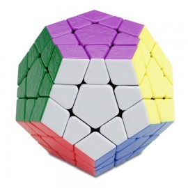 Магически пъзел ShengShou Gem Megaminx 3x3x3 - Stickerless