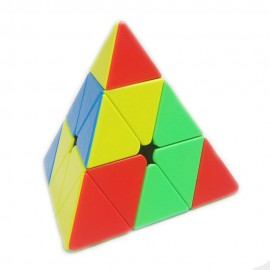 Магически пъзел ShengShou Gem Pyraminx 3x3x3 - Stickerless