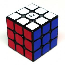 Кубче за скоростно нареждане YongJun MGC 55.5мм Magnetic - Черно