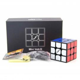 Мини-куб за скоростно нареждане QiYi Valk3 Mini 47.4мм - Черен