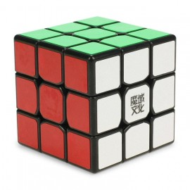 Куб за скоростно нареждане MoYu TangLong 56.5мм - Черен