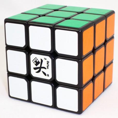 Куб за скоростно нареждане DaYan V ZhanChi 3x3x3 57мм - Черен