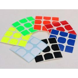 Резервни стикери Z-Stickers за MoYu WeiLong GTS