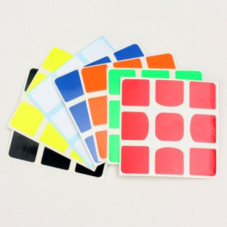 Резервни стикери Z-Stickers за QiYi Valk 3