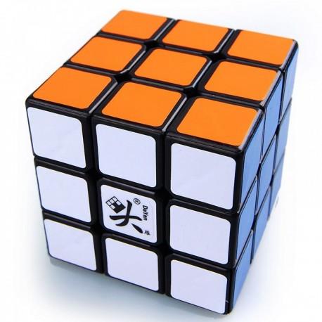 Кубче за скоростно нареждане DaYan 2 GuHong Plus V2 - черно