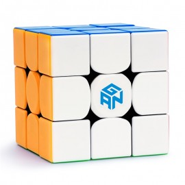Куб за скоростно нареждане Gancube Gan354 M V2 3x3x3 54мм Magnetic - Stickerless