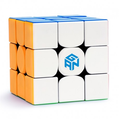 Куб за скоростно нареждане Gancube Gan354 M V2 54мм Magnetic - Stickerless