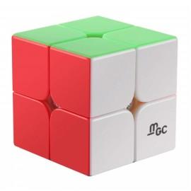 Кубче за скоростно нареждане YongJun MGC 2x2x2 50мм Magnetic - Stickerless