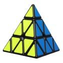 Магически пъзел Z-Cube Pyraminx 3x3x3 Magnetic - Черен