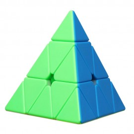 Магически пъзел Z-Cube Pyraminx 3x3x3 Magnetic - Stickerless