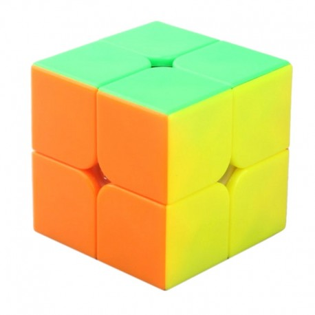 Куб за скоростно нареждане YongJun RuiPo 2x2x2 50мм - Stickerless