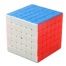 Магически куб YongJun RuiShi 6x6x6 68мм - Stickerless