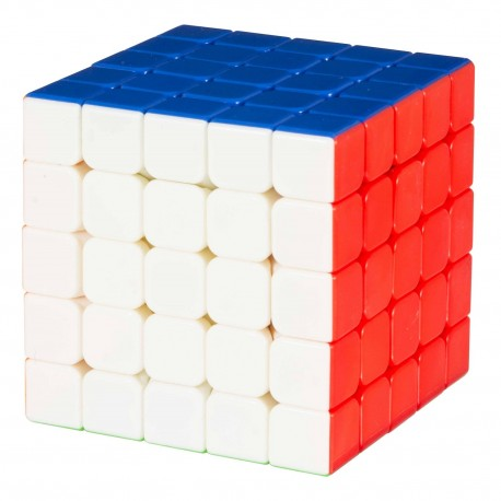 Куб за скоростно нареждане YongJun RuiChuang 5x5x5 62.5мм - Stickerless