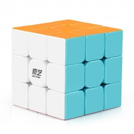 Магически куб QiYi Warrior S 3x3x3 56мм - Stickerless