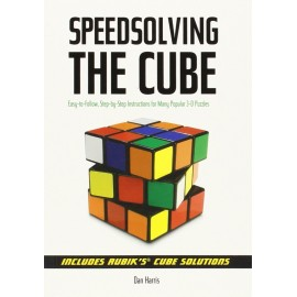 "Книга ""Speed Solving the Cube"" by Dan Harris"