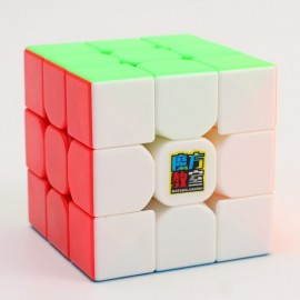 Куб за скоростно нареждане MoFang JiaoShi MF3RS 3x3x3 56мм - Stickerless