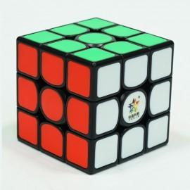 Куб за скоростно нареждане YuXin Kylin V2 M 3x3x3 55.5мм Magnetic - С цветни пластини