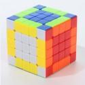 Куб за скоростно нареждане YuXin Purple Kylin 5x5x5 63мм - Stickerless