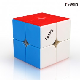 Куб за скоростно нареждане QiYi Valk2 M 2x2x2 51мм Magnetic - Stickerless