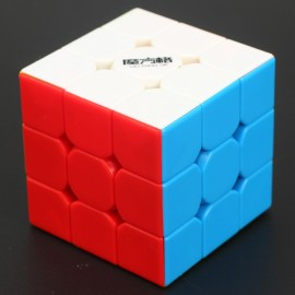Куб за скоростно нареждане QiYi MoFangGe Thunderclap V1 56.5мм - Stickerless