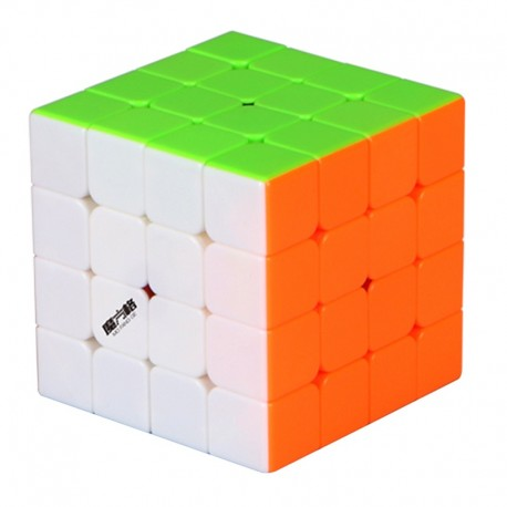 Куб за скоростно нареждане QiYi MoFangGe Thunderclap Mini 4x4x4 60мм - Stickerless