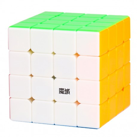 Куб за скоростно нареждане MoYu AoSu GTS2 4x4x4 61мм - Stickerless
