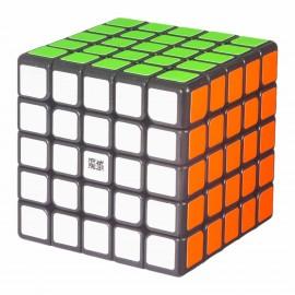 Куб за скоростно нареждане MoYu AoChuang GTS5 5x5x5 63мм - Черен