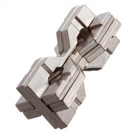 Логически пъзел Huzzle Cast Hourglass GR6 - метален