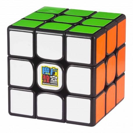 Куб за скоростно нареждане MoFang JiaoShi MF3RS3 56мм - Черен