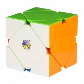 Магически пъзел за скоростно нареждане YuXin Little Magic Skewb - Stickerless
