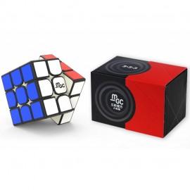 Куб за скоростно нареждане YongJun MGC V2 56мм Magnetic - Черен