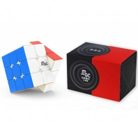 Куб за скоростно нареждане YongJun MGC V2 56мм Magnetic - Stickerless