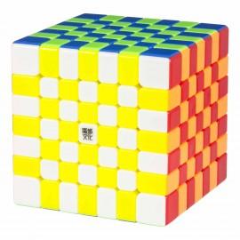 Куб за скоростно нареждане MoYu AoFu GTS 7x7x7 68мм - Stickerless
