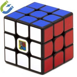 Куб за скоростно нареждане MoFang JiaoShi MF3RS3 3x3x3 56мм Magnetic - Черен