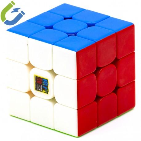 Куб за скоростно нареждане MoFang JiaoShi MF3RS3 56мм Magnetic - Stickerless