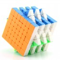 Куб за скоростно нареждане MoFang JiaoShi 7x7x7 MF7 71мм - Stickerless