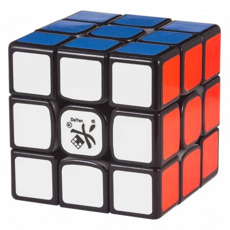 Куб за скоростно нареждане DaYan TengYun M 55мм Magnetic - Черен