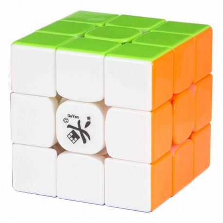 Куб за скоростно нареждане DaYan TengYun M 55мм Magnetic - Stickerless