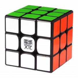 Куб за скоростно нареждане MoYu WeiLong WR 55.5мм - Черен