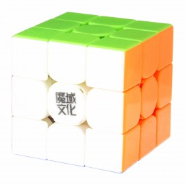 Куб за скоростно нареждане MoYu WeiLong WR 55.5мм - Stickerless