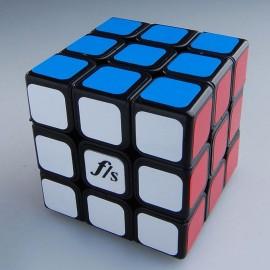 Кубче за скоростно нареждане Fangshi Shuangren - черно