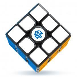 Куб за скоростно нареждане Gancube Gan356 Air Pro Numerical IPG 3x3x3 56мм - Черен
