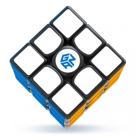 Куб за скоростно нареждане Gancube Gan356 Air Pro Numerical IPG 56мм - Черен