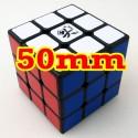 Мини-куб за скоростно нареждане DaYan V ZhanChi 50мм - Черен