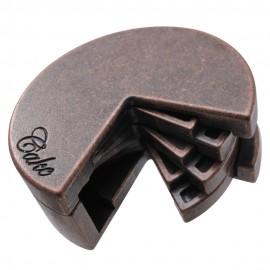 Логически пъзел Huzzle Cast Cake GR4 - метален