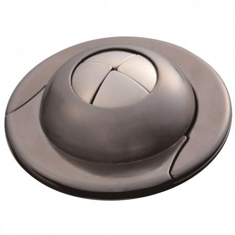 Логически пъзел Huzzle Cast UFO GR4 - метален