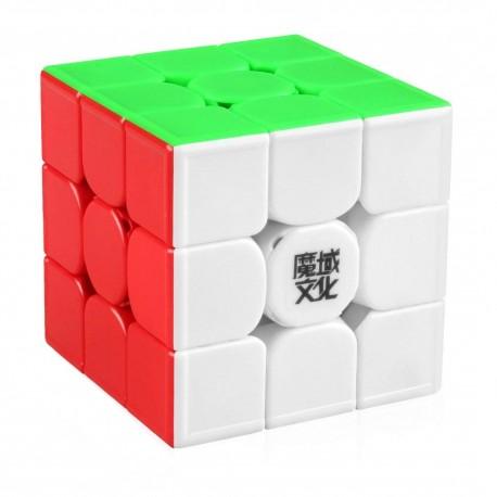 Куб за скоростно нареждане MoYu WeiLong GTS3 55.5мм - Stickerless