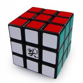 Кубче за скоростно нареждане DaYan IV LunHui 3x3x3 - черно